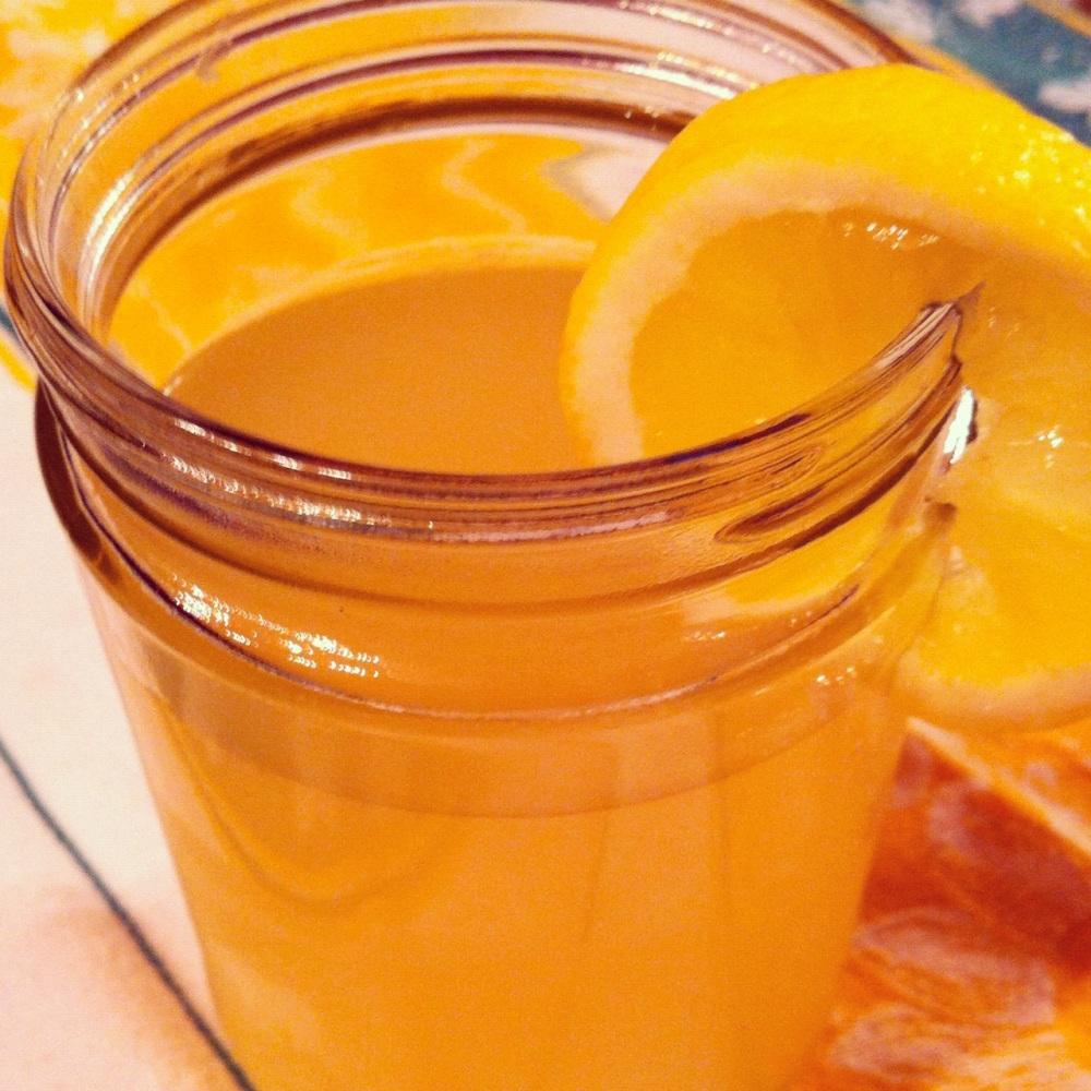 Homemade Lemonade and Lemon Links (3/3)