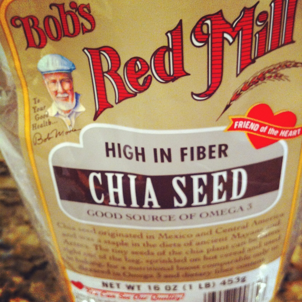 Chia Salad Dressing and more reasons to love Ch-ch-ch-Chia (and a nutrition update 12/1/12) (1/4)