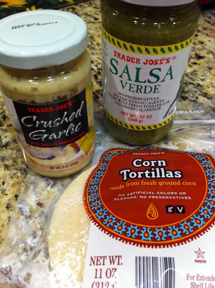 Blackbean, kale, and sweet potato enchiladas (3/3)